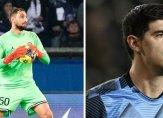 خاص : هل اخطأ كورتوا ودوناروما في مباراتي فريقيهما؟