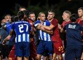 فوضى في مباراة روما وبورتو والسّبب البرتغالي بيبي