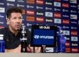 سيميوني يدافع عن ريال مدريد