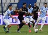 الكالتشيو: ميلان حبايب مع سبال ساسولو يتخطى فيورنتينا ليتشي يسقط امام سامبدوريا وفيرونا يفوز على بارما