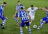 الليغا: بغياب زيدان.. ريال مدريد يقلص الفارق مع اتلتيكو برباعية في مرمى الافيس