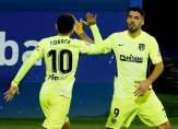 ارقام واحصاءات من ذهاب الدوري الاسباني لكرة القدم