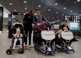 رايكونين يتوجه للعطلة مع عائلته