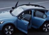 فولفو تكشف عن سيارة C40 الجديدة