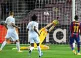 دينس ديبوس عجز عن الوقوف في وجه القوة الهجومية لبرشلونة