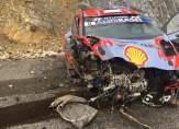 حادث مروع في رالي مونتي كارلو 2020