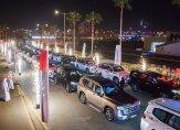 الفطيم تويوتا تنظم استقبالا لأول 50 عميل لسيارة لاند كروزر