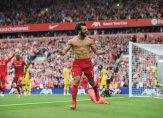 ليفربول يتألق امام كريستال بالاس تعادل مانشستر سيتي وفوز لارسنال وواتفورد
