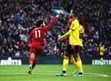 ليفربول يحقق إنتصاره الـ16 متخطيًا واتفورد بهدفين لمحمد صلاح