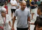ريال مدريد وبرشلونة يعزيان غوارديولا