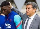 رفض موريبا تجديد عقده مع برشلونة سببه عملاق انكليزي