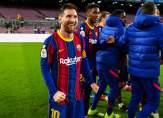 لابورتا يعد ميسي بصفقة صخمة للبقاء في برشلونة