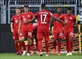 ارقام مميزة عن مباراة بايرن ميونيخ وفورتونا دوسلدورف
