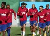 برشلونة يسعى للتخلص من 3 لاعبين قبل غلق الميركاتو