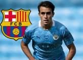 برشلونة يحضر عرضا من أجل لاعب مانشستر سيتي