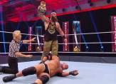 عرض راسلمانيا 36: سترومان بطل WWE بفوزه على غولدبيرغ وزين يحتفظ بلقب القارات وابرز النتائج
