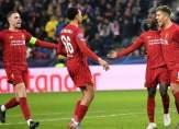 هدفا ليفربول في مرمى سالزبورغ