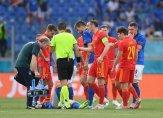 اداء مميز للحكم أوفيديو هاتيغان في مباراة ايطاليا وويلز في يورو 2020