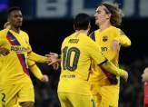 اهداف مباراة برشلونة ونابولي في دوري الابطال