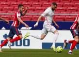 هدف بنزيما يلغي هدف سواريز والتعادل يحسم ديربي مدريد