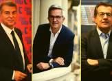 الكشف عن ردة فعل المرشحين الثلاثة لرئاسة برشلونة بعد خسارة السوبر الاسباني