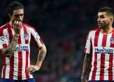أتلتيكو مدريد يكشف النقاب عن هوية الثنائي المصاب بكورونا