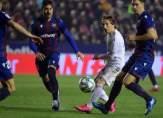 الليغا: ليلة سوداء جديدة لريال مدريد بالخسارة امام ليفانتي