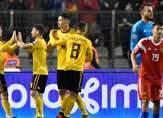 اهداف مباراة بلجيكا وروسيا