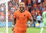 ابرز مجريات مباراة هولندا والنمسا