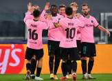 مجريات مباراة يوفنتوس وبرشلونة ضمن الجولة الثانية في دورالمجموعات لدوري الابطال