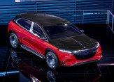مرسيدس تحضر نموذجا كهربائيا من سيارات مايباخ