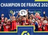 مفاجآت كثيرة في الدوري الفرنسي وهيمنة سان جيرمان تتحطم على ابواب ليل