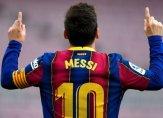 ميسي يصل إلى برشلونة لتوقيع العقد الجديد