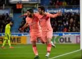 هدفا مباراة برشلونة وديبورتيفو الافيس