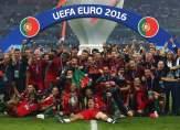 قبل أربع سنوات: البرتغال بطلة أوروبا