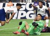 لقطات واهداف مباراة اميركا والمكسيك