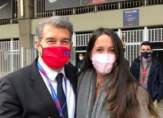 اتهامات بالتحرش تطال لابورتا بعد انتخابه رئيسا لبرشلونة