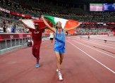أولمبياد طوكيو: بين برشم وتامبيري صداقة متينة صكّت شراكة الذهب