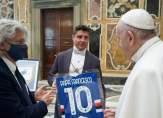 سامبدوريا عند البابا