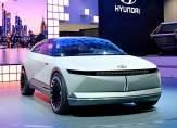 هيونداي تستعد للكشف عن سيارة كهربائية جديدة