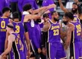 NBA: ليبرون جايمس يقود الليكرز الى الفوز بلقب المجموعة الغربية