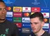 روبرتسون يستغرب طريقة احتفال لاعبو اتلتيكو مدريد بعد الفوز