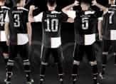 قمصان مميزة للاعبي يوفنتوس في السوبر الايطالي