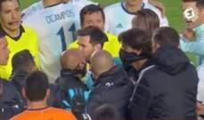 ميسي سعيد لما حققه المنتخب امام بوليفيا في طروف صعبة