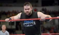 اوينز سيعود الى WWE  ولكن بشخصية اخرى