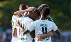كأس ألمانيا: مونشنغلادباخ يفوز ويسجّل 11 هدفا