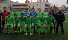 منتخب كرة القدم المدرسي يفوز  على الراسينغ استعدادا لبطولة العالم