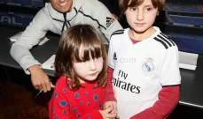دياز ويورنتي يلتقيان الجماهير قبل لقاء اسبانيول