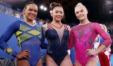 طوكيو 2020: سونيسا لي تهدي اميركا ذهبية في الجمباز