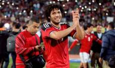 النني : فخور باداء زملائي امام تونس واتمنى ان نستمر على هذا